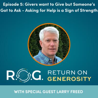 Larry Freed Podcast image