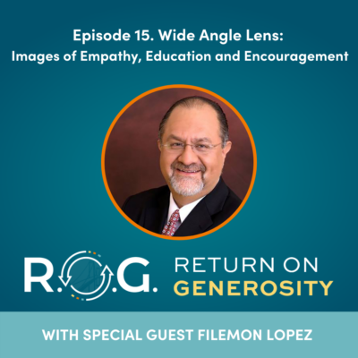 EP 15. Special Guest Filemon Lopez