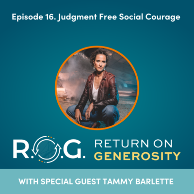 Episode16. Special Guest Tammy