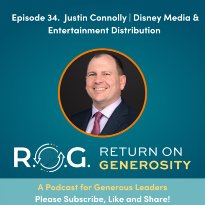 EP. 34. Justin Connolly