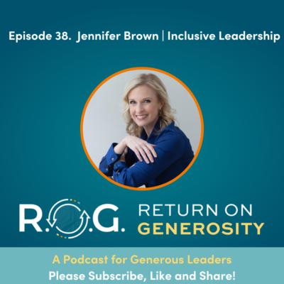 ROG EP 38. Jennifer Brown