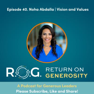R.O.G. Episode 40 Noha Abdalla