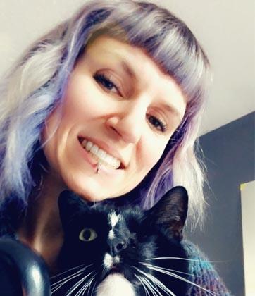 Amy Maeder - Web & Tech Support - Bridge Between